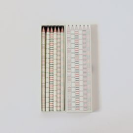 THE OLIVETTI PATTERN SERIES -lyijykynäsetti
